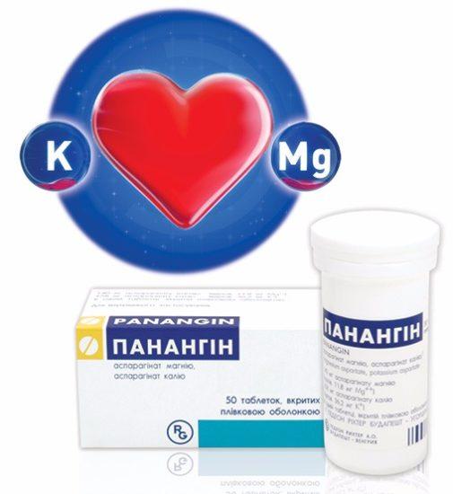 Лекарства с магнием и калием. Чем восполнить дефицит калия и магния?